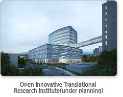 Open Innovative Translational  Research Institute(under planning)